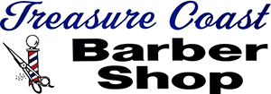 Treasure Coast Barber Shop Logo